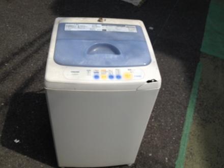 新宿区洗濯機処分回収