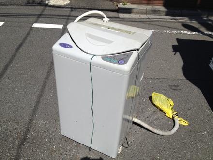 練馬区練馬洗濯機処分