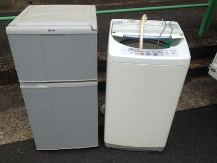 練馬区冷蔵庫洗濯機廃棄