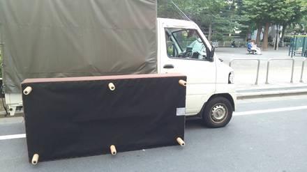 豊島区ベッド回収