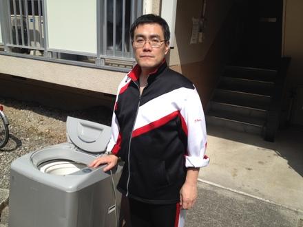 板橋区で洗濯機の回収をご依頼頂いたお客様.jpg